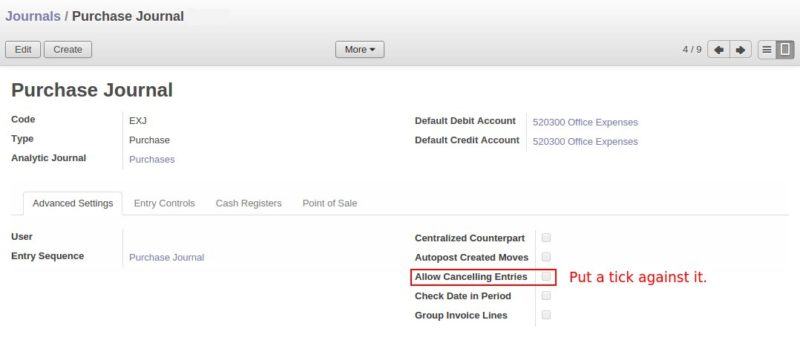 cancel_journal_entry-800x349 How to cancel Journal Entries in Odoo