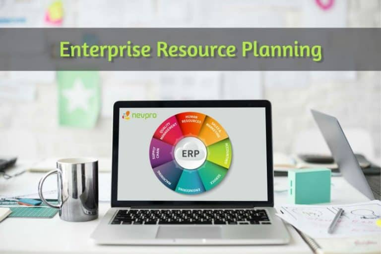 You are currently viewing What is ERP System and How It Works?
