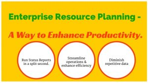 Read more about the article Enterprise Resource Planning ERP – A Way to Enhance Productivity.