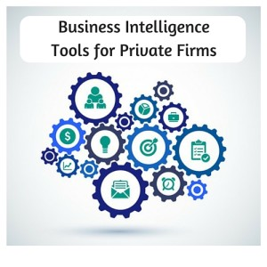 Read more about the article Business Intelligence Tools for Private Firms