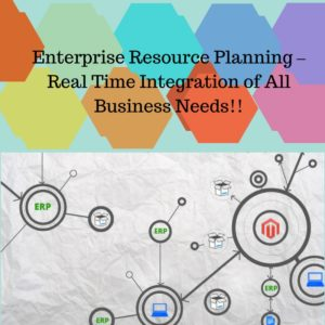 Read more about the article Enterprise Resource Planning – Real Time Integration of All Business Needs