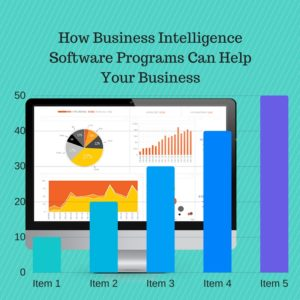 Read more about the article How Business Intelligence Software Programs Can Help Your Business