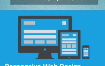 How to create Responsive Web Design with Media Query Code (CSS)?