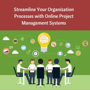Read more about the article Streamline Your Organization Processes with Online Project Management Systems