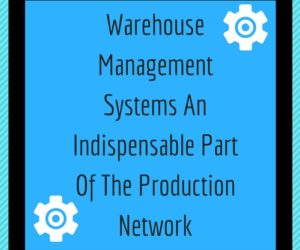 Warehouse Management Systems An Indispensable Part Of The Production Network