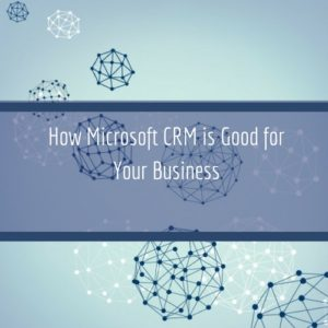 Read more about the article How Microsoft CRM is Good for your Business