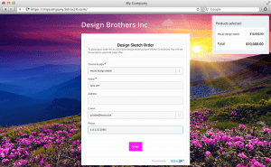 CRM Website Forms in BitrixCRM